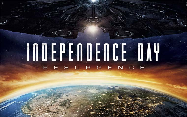 Independence Day: Resurgence auf 4K Blu-ray