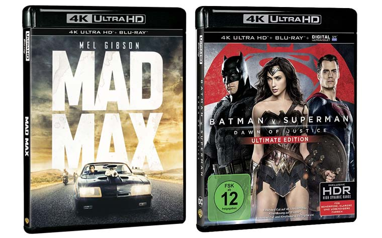 Mad Max - Batman v Superman: Dawn of Justice
