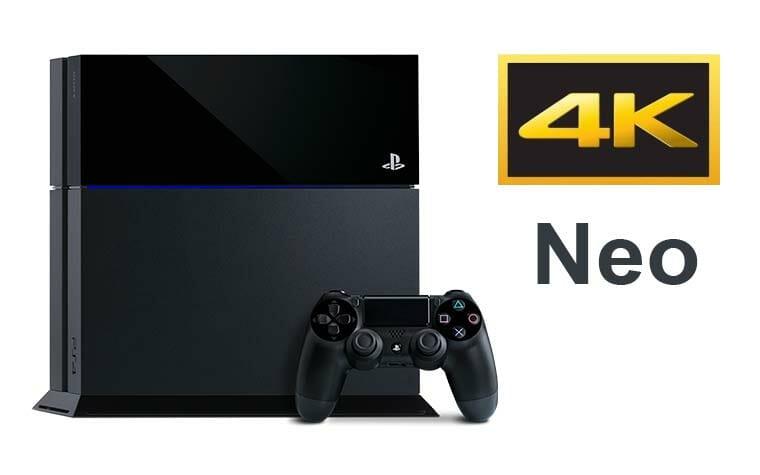 Playstation Neo 4K von Sony bestätigt