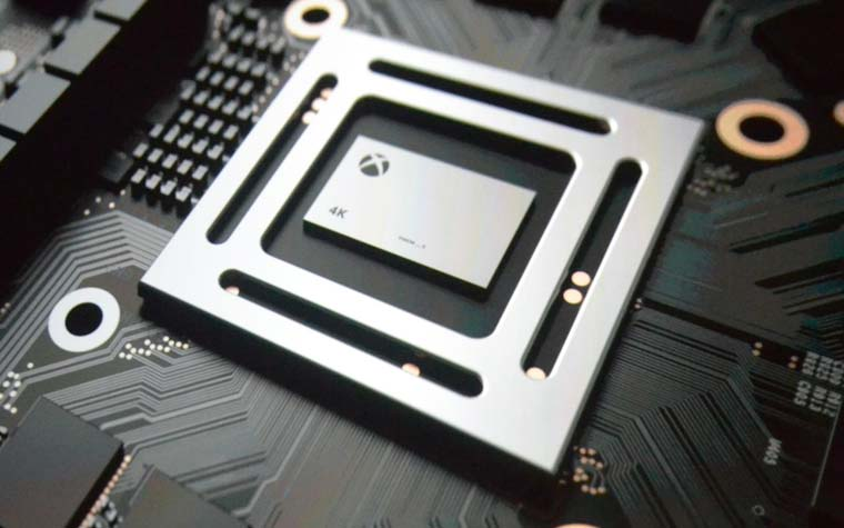 Project Scorpio 4K Gaming