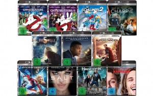 Sony 4K Blu-rays für Deutschland