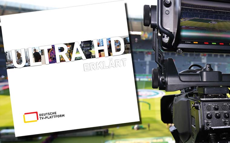 Ultra HD erklärt Broschüre