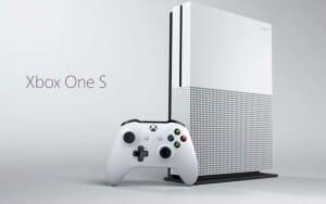 Xbox One S mit 4K Blu-ray Laufwerk