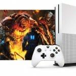 Xbox One S mit 4K / Ultra HD Video und HDR-Unterstützung