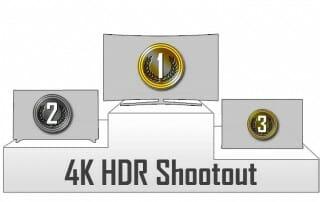 4K HDR Shootout