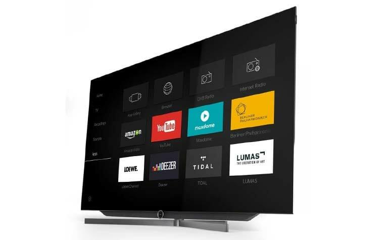 Loewe Bild 7 4K-HDR-OLED Fernseher