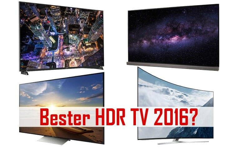 Wer wird bester HDR Fernseher 2016