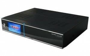 GigaBlue UHD Quad 4K Receiver