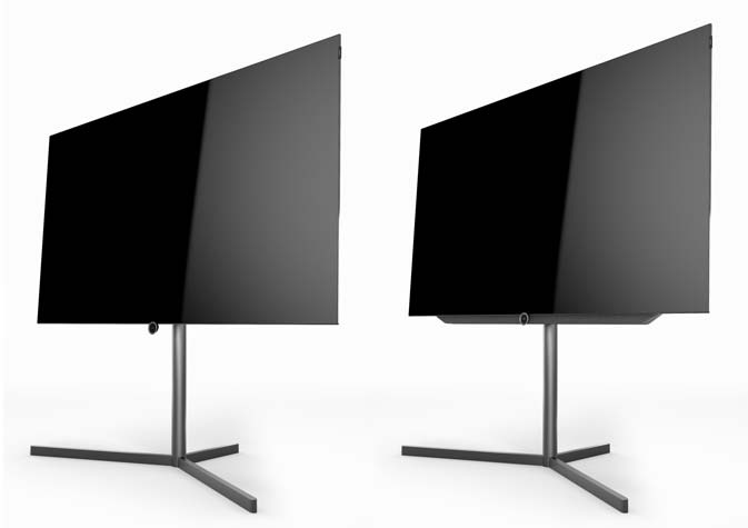 bild 7 loewes erste 4k oled tvs ab euro im september 4k filme. Black Bedroom Furniture Sets. Home Design Ideas