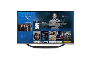 Sky UK Ultra HD Start