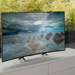 Sony SD80 curved 4K HDR Fernseher