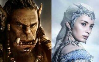 """""""Warcraft: The Beginning"""" und """"The Huntsman & The Ice Queen"""" wurden von Universal Pictures auf 4K Blu-ray angekündigt"""