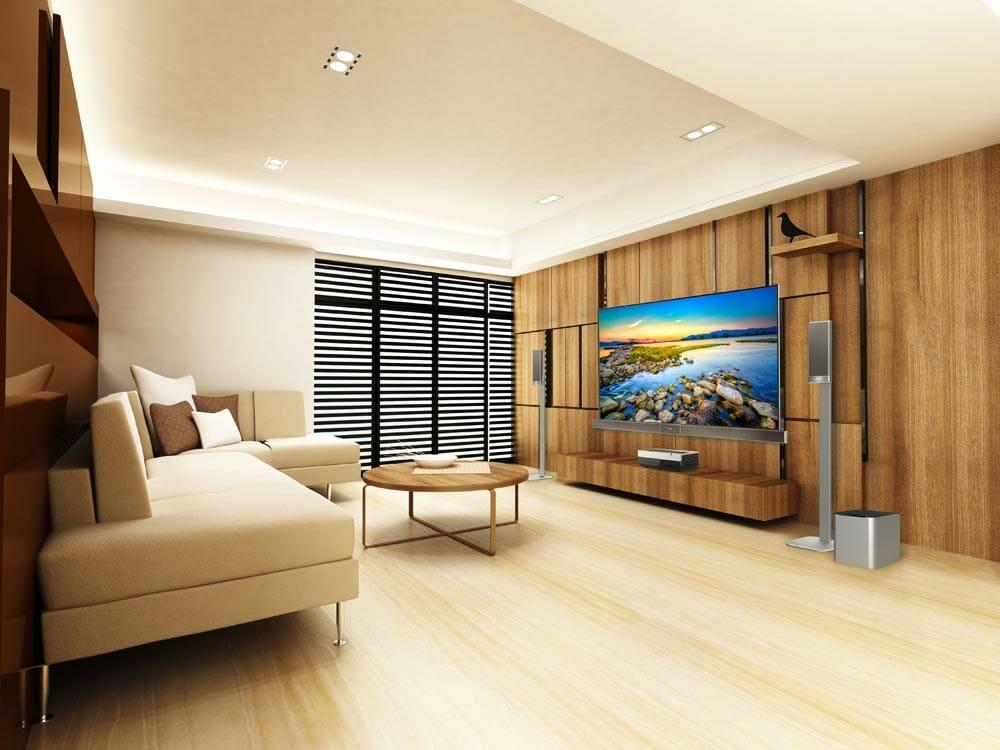 hisense 4k laser cast beamer erste bilder und informationen 4k filme. Black Bedroom Furniture Sets. Home Design Ideas