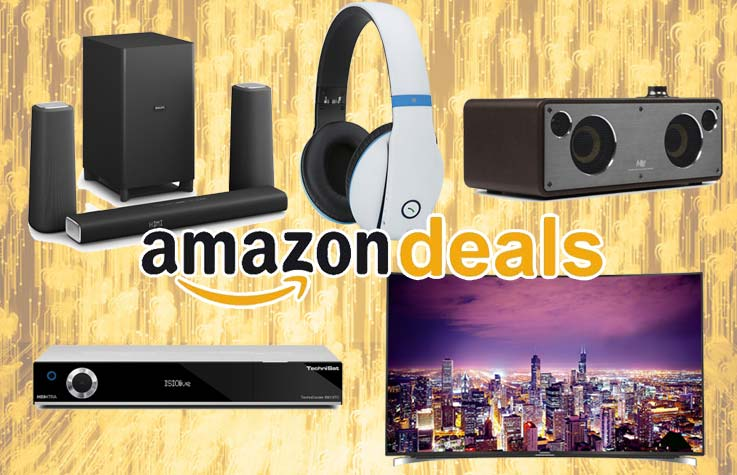 amazon Deals am 09.08.2016