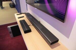Philips Fidelio B8 Soundbar Demonstration