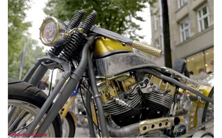 Hamburger Harley Days auf UHD1