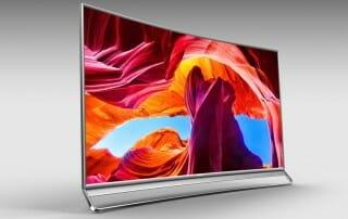Hisense ULED 3 Fernseher