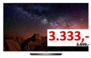LG OLED 55B6D für nur 3.333 Euro - solange der Vorrat reicht