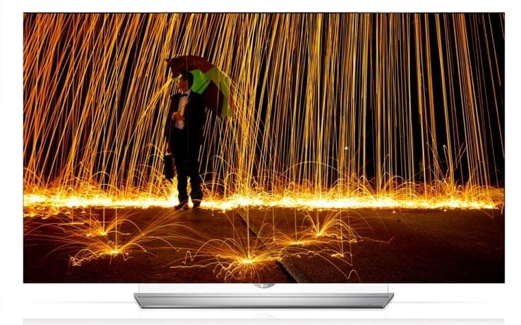 OLED 4K Fernseher Angebote bei Amazon