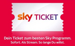 Sky Ticket Fussball