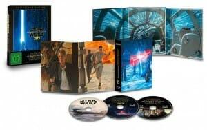 Star Wars: Das Erwachen der Macht als 3D Blu-ray Collectors Edition