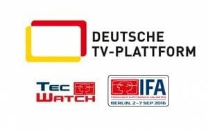 Deutsche TV Plattform auf dem TecWatch Forum mit dem Thema Ultra HD