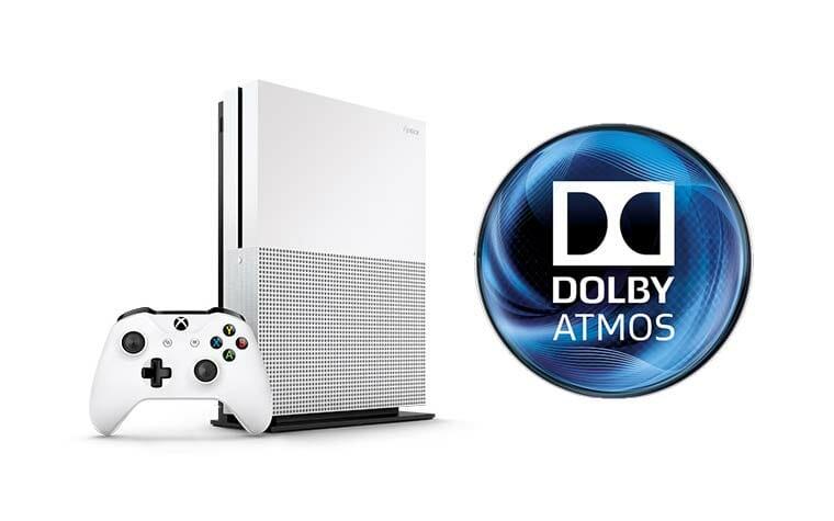 Xbox ONE S bald mit Dolby Atmos und DTS:X?