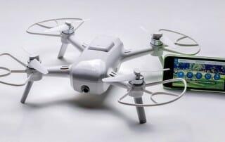 Yuneec Breeze 4K Drohne