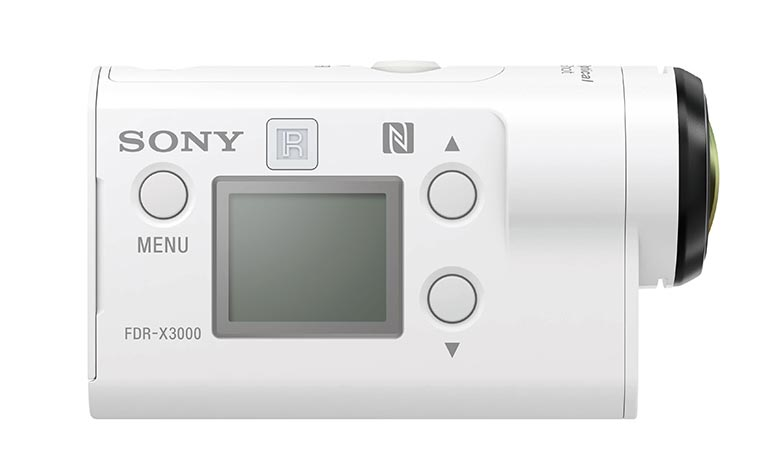 Sony FDR-X3000R 4K ActionCam