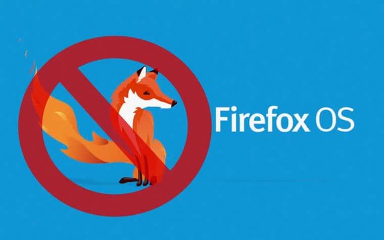 Firefox OS steht vor dem aus (Panasonic)