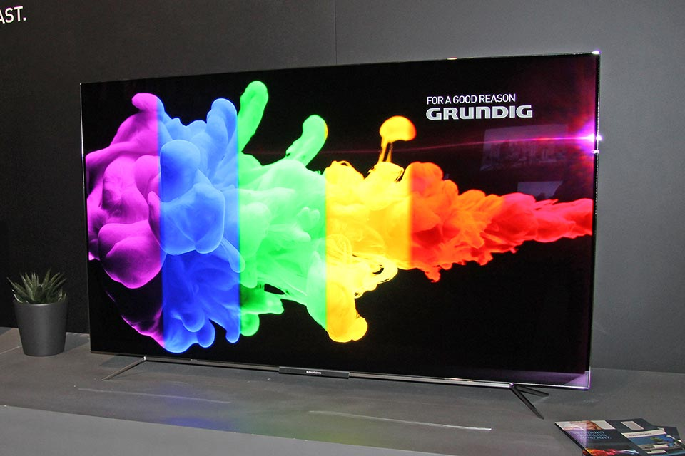 Grundig 4K OLED TV VLO 9790 in der Preview (Video)