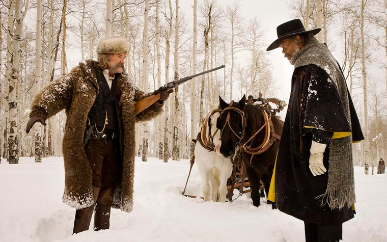 Hateful Eight 4K-Leak