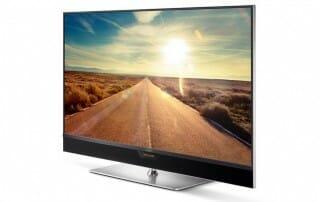 Metz Topas UHD-Fernseher 2016 mit OLED-Klartextdisplay