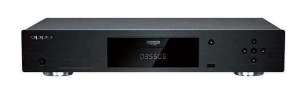 Der OPPO UDP-203 ist einer der ersten 4K Blu-ray Player gewesen, der auch Dolby Vision HDR unterstützt