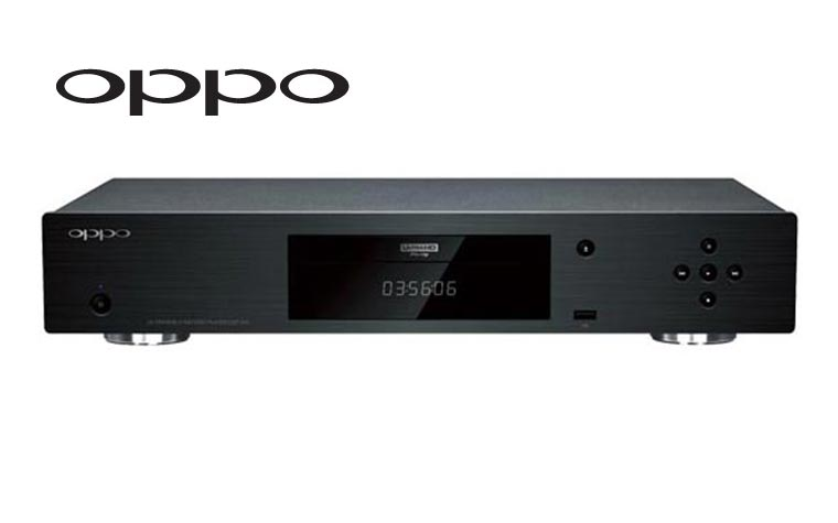 Oppo UDP-203 UHD Blu-ray Player