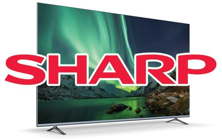 Sharp Comeback mit neuen 4K Fernsehern auf der IFA2016