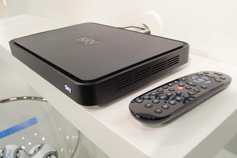 Der Sky Q Receiver hat nach dem Update mit Hitzeentwicklung und erhöhtem Stomverbrauch zu kämpfen