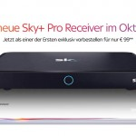 Sky+ (Plus) Pro Receiver