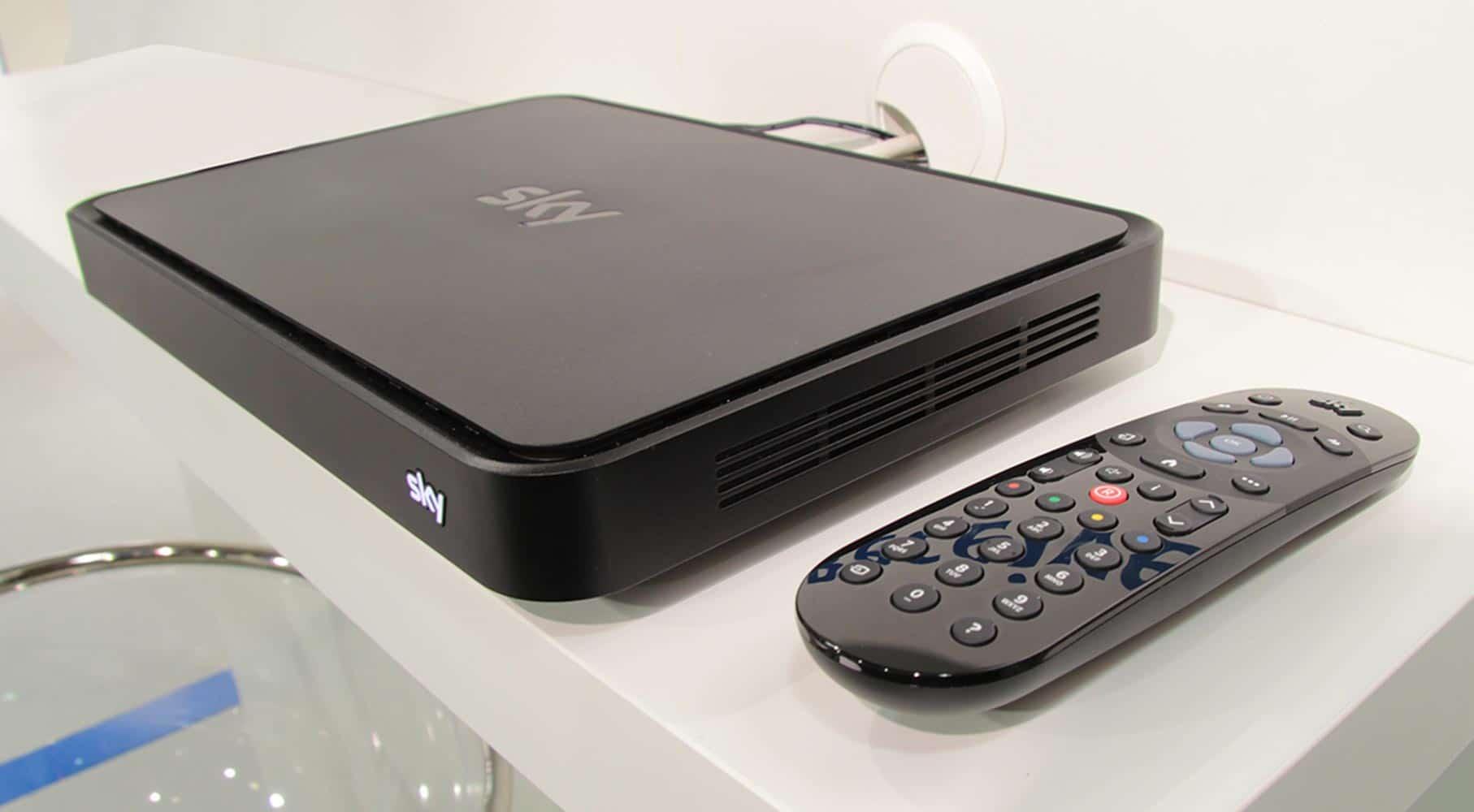 Sky Plus Pro 4K UHD Receiver