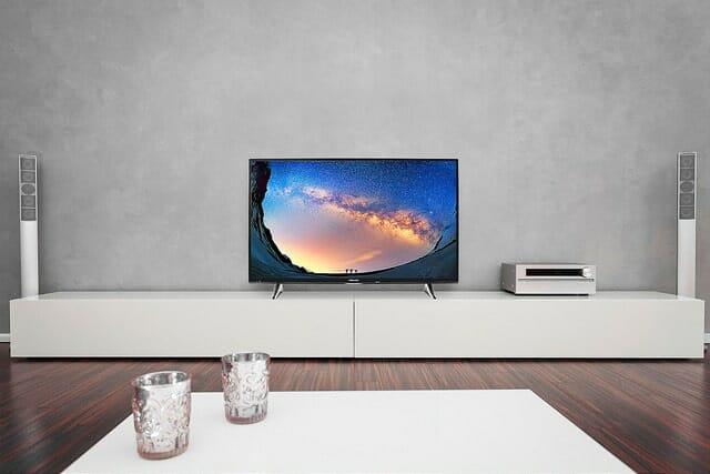 Der Medion X16015 macht in der passenden Wohnumgebung eine gute Figur.