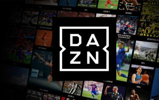 DAZN Sport-Videostreaming auf Panasonics Smart TVs