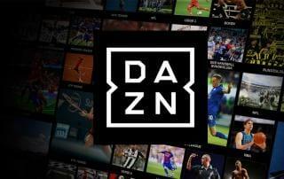 DAZN Sport-Videostreaming auf Panasonics Smart TVs