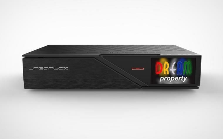 Dreambox DM900 ultraHD 4K Satellitenreceiver