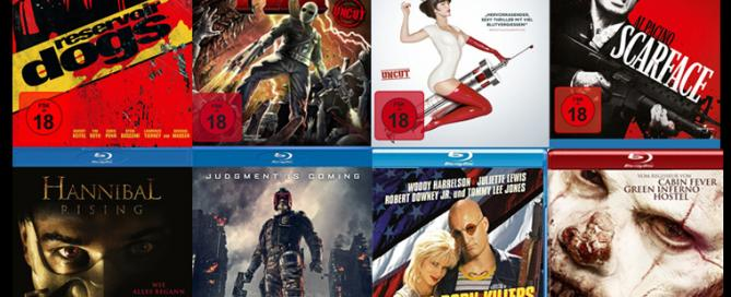 FSK 18 Blu-rays drastisch reduziert