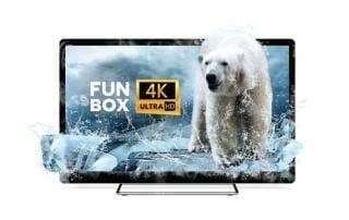 FunBox 4K gibt es jetzt auch als 4K App für den Amazon Fire TV