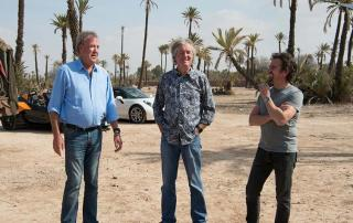 The Grand Tour Trio