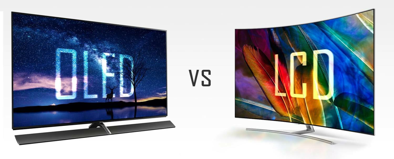 OLED gegen LCD - Der ultimative Vergleich - 4K Filme