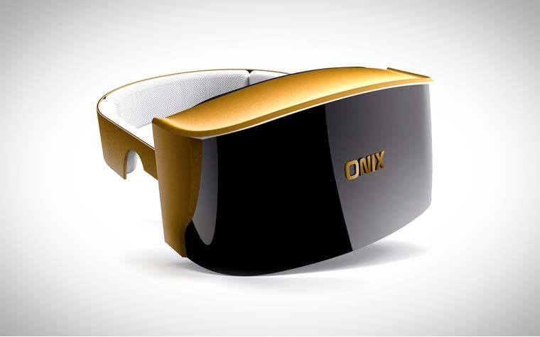 Onix Pulsar 4K/120Hz VR-Brille