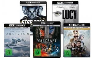 UHD Blu-rays Preisreduziert