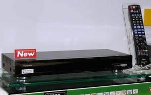 UHD Blu-ray Disc Recorder von Panasonic
